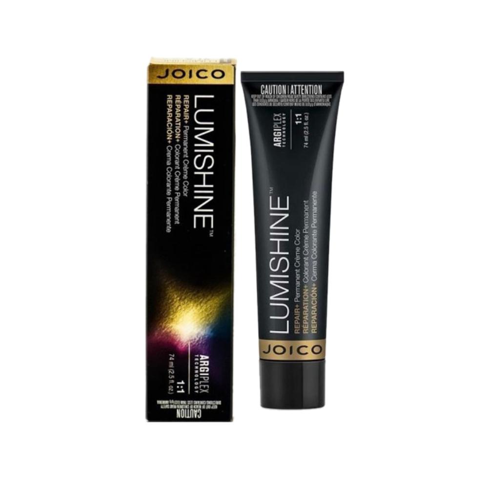 Joico LumiShine Permanent Color - Farba do włosów z Argiplex 74 ml