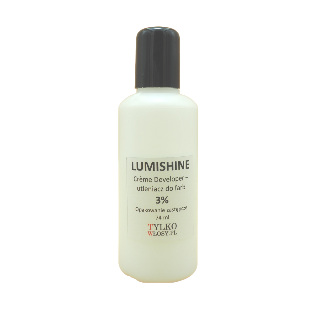 Joico Lumishine woda utleniona 3% 74 ml