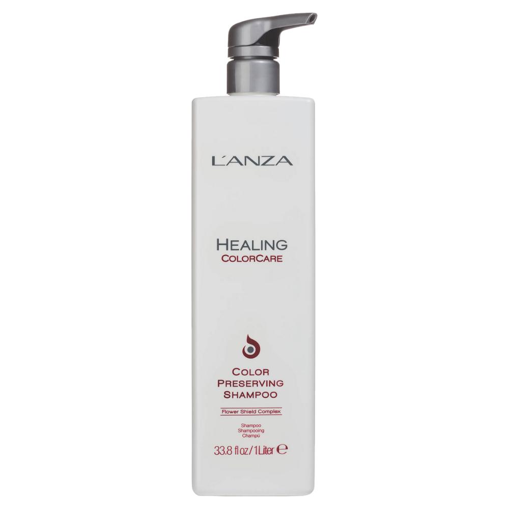 Lanza Colorcare Preserving szampon do włosów farbowanych 1000 ml